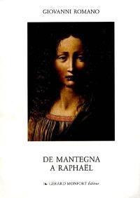 De Mantegna à Raphaël