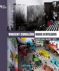 Duos d'ateliers : exposition, Sète, Musée Paul Valéry, 29 novembre 2013-26 janvier 2014