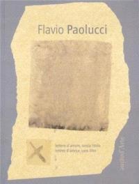 Flavio Paolucci : Lettres d'amour, Sans titre