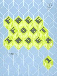 Free font index. Volume 1