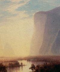 Grandeur nature : peinture et photographie des paysages américains et canadiens de 1860 à 1918