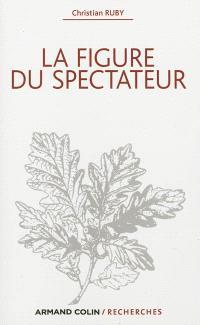 La figure du spectateur : éléments d'histoire culturelle européenne