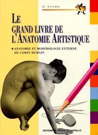 Le grand livre de l'anatomie artistique