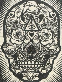 Le livre des têtes de mort