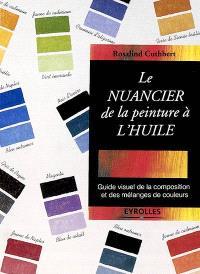 Le nuancier de la peinture à l'huile : guide visuel de la composition et des mélanges de couleurs