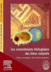 Les contaminants biologiques des biens culturels