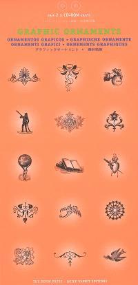 Ornements graphiques = Graphic ornaments = Ornamentos graficos