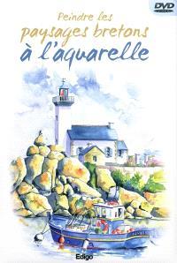 Peindre les paysages bretons à l'aquarelle