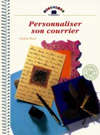 Personnaliser son courrier