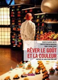 Rêver le goût et la couleur : Perfectlovers invite l'artiste Maeva Barrière dans l'usine Poult