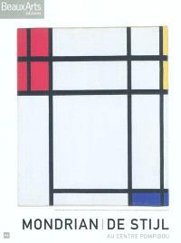 Mondrian, De Stijl : au Centre Pompidou