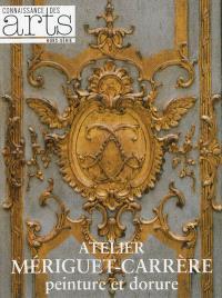 Atelier Mériguet-Carrère : peinture et dorure