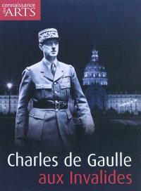 Charles de Gaulle aux Invalides