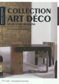 Collection Art déco : Musée d'art moderne