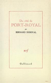 Du côté de Port-Royal