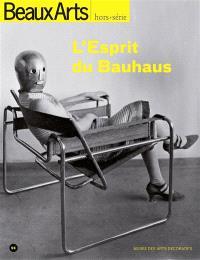 L'esprit du Bauhaus : Musée des arts décoratifs