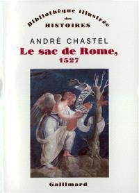 Le sac de Rome : du premier maniérisme à l'art de la Contre-Réforme