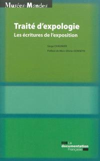 Traité d'expologie : les écritures de l'exposition