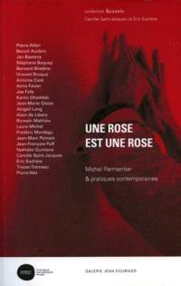 Une rose est une rose : Michel Parmentier & pratiques contemporaines