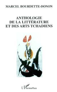 Anthologie de la littérature et des arts tchadiens