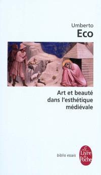 Art et beauté dans l'esthétique médiévale