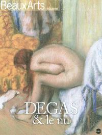 Degas & le nu