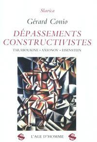 Dépassements constructivistes