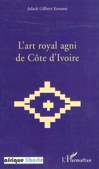 L'art royal agni de Côte d'Ivoire