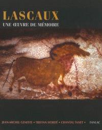 Lascaux, une oeuvre de mémoire