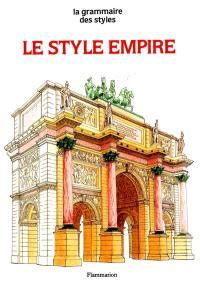 Le style Empire : le style Directoire