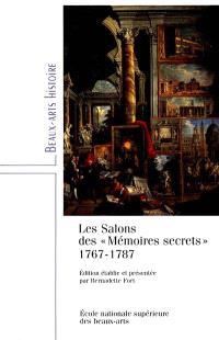 Les salons des Mémoires secrets : 1767-1787