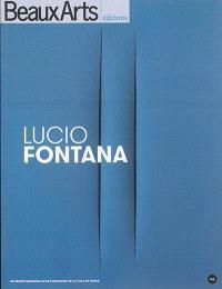 Lucio Fontana : au Musée d'art moderne de la ville de Paris