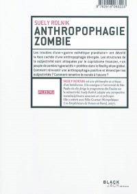 Manifeste anthropophage. Anthropophagie zombie