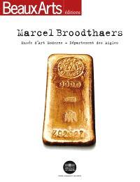 Marcel Broodthaers : Musée d'art moderne, Département des aigles : Monnaie de Paris