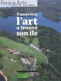 Vassivière : l'art a trouvé son île