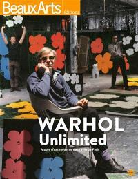 Warhol unlimited : Musée d'art moderne de la Ville de Paris