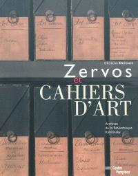 Zervos et Cahiers d'art : archives de la bibliothèque Kandinsky