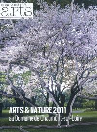 Arts & nature 2011 : au domaine de Chaumont-sur-Loire