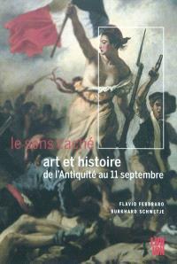 Art et histoire de l'Antiquité au 11 septembre