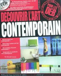 L'art contemporain pour les déb