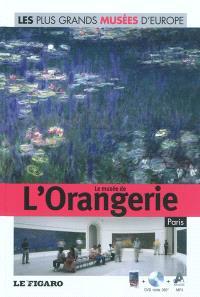 Le musée de l'Orangerie, Paris