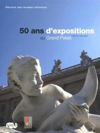 50 ans d'expositions au Grand Palais, Galeries nationales