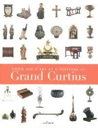 7.000 ans d'art et de culture au Grand Curtius