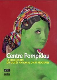 Centre Pompidou : la collection du Musée national d'art moderne