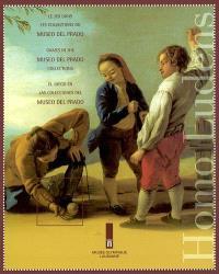 Homo ludens : le jeu dans les collections du Museo del Prado : exposition, Lausanne, Musée olympique, du 30 mai au 22 septembre 2002
