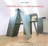 L'histoire de la Galerie Beaubourg : 1936-2009
