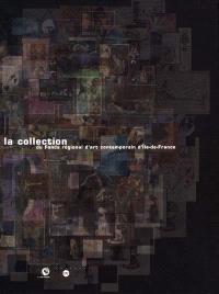 La collection du Fonds régional d'art contemporain d'Ile-de-France