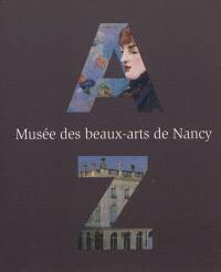 Musée des beaux-arts de Nancy : A-Z