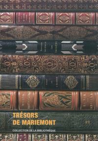 Trésors de Mariemont : collection de la Bibliothèque