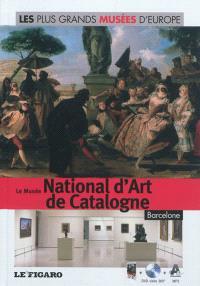 Le musée national d'art de Catalogne, Barcelone